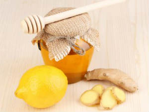 Имбирь, мед, лимон