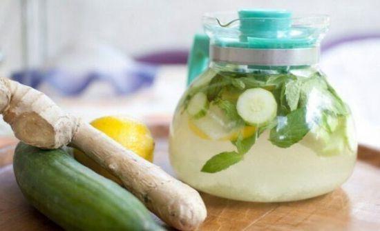 Фруктово-овощной напиток с ибирем