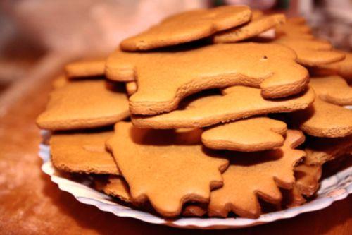 Имбирное печенье классическое