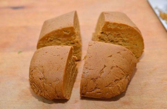 Имбирное тесто