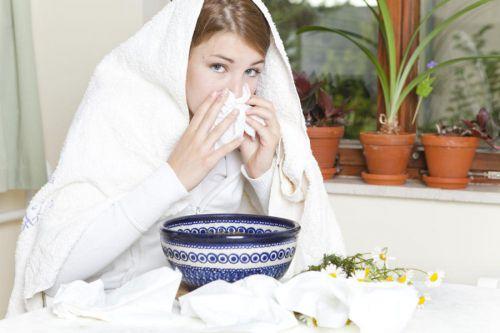 Лечение заложенности носа ингаляциями
