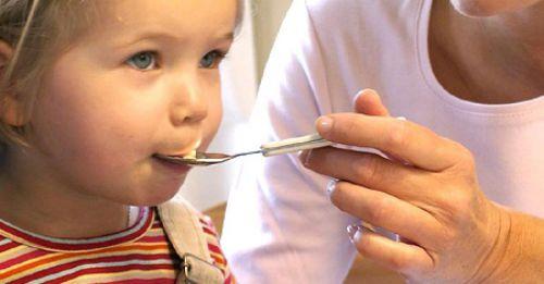 Лечение гриппа у ребенка