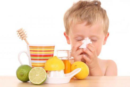 Лечебные напитки для ребенка