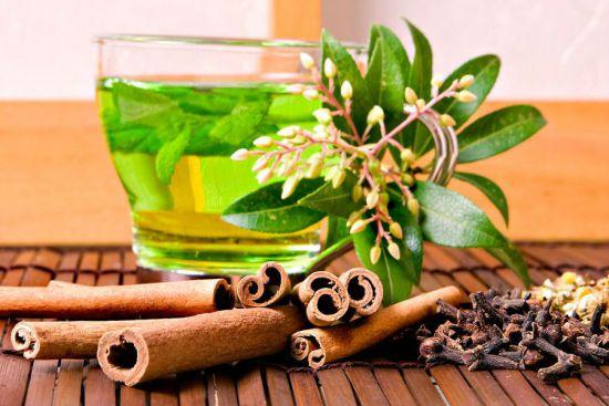 Чай с травами и специями