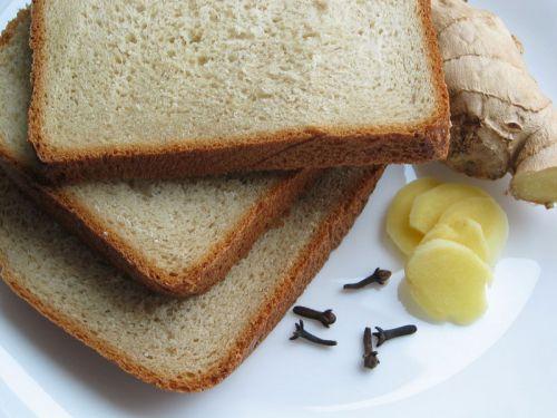 Хлеб с имбирем