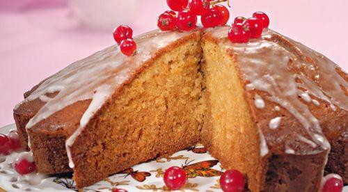 Имбирный кекс