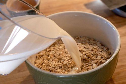 Приготовление имбирного молока