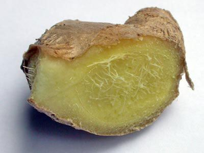 Имбирный корень