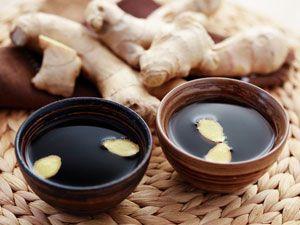 Имбирный чай для похудения: рецепты, отзывы, результаты