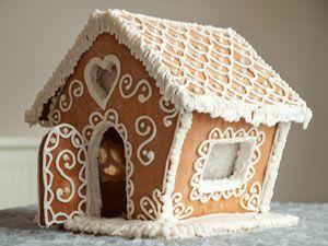 Имбирный домик